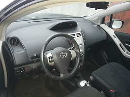Toyota Yaris II Europa Hečbekas 2008