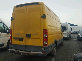 Iveco Daily 2008 m dalys