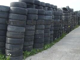 Bridgestone įv. raštų / modelių R15 universalios padangos lengviesiems