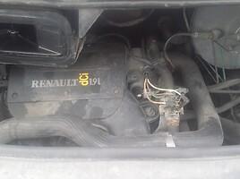 Renault Trafic 2005 г. запчясти