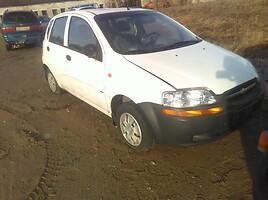 Chevrolet Kalos   Hečbekas