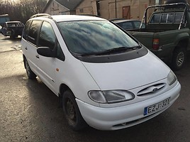 ford galaxy mk1 Vienatūris 1998