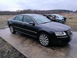 Audi A8 D3  Limuzinas