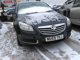 Opel Insignia 2010 m. dalys