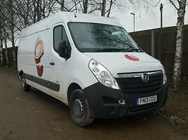 Opel Movano III  Грузовой микроавтобус