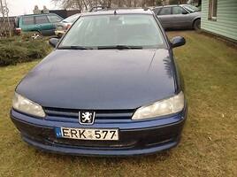 Peugeot 406 1997 m. dalys