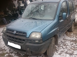 Fiat Doblo I 2003 m. dalys