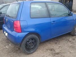 Volkswagen Lupo 16v 1999 m. dalys