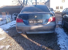 BMW Serija 5  6 begiai Sedanas