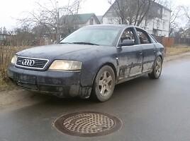 Audi A6 C5 Quatro Sedanas