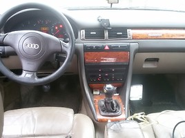 Audi A6 C5 4x4 Qatro 2002 m. dalys