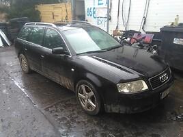 Audi A6 C5 2.4 europa Universalas