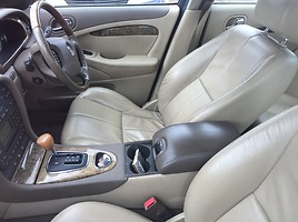 Jaguar S-Type 2005 y. parts