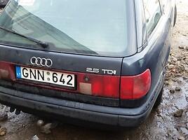 Audi 100 C4 1993 г. запчясти