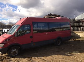 Iveco Daily 2006 m dalys