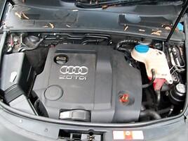 Audi A6 C6 3 automobiliai 2007 m. dalys