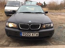 BMW 320 E46 Universalas 2002