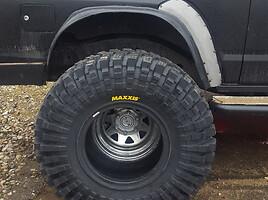Maxxis Trepador R16 37/12,5 R16 universalios  padangos lengviesiems