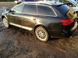 Audi A6 Allroad C6  Universalas