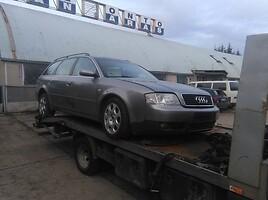 Audi A6 C5 Super stovio BFC var Universalas