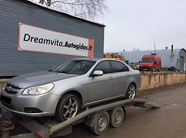Chevrolet Epica  2.5 Automatic Седан