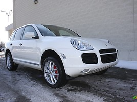 Porsche Cayenne I