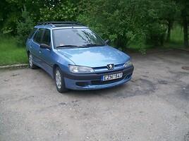 Peugeot 306 Universalas 1998