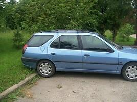 Peugeot 306 1998 m dalys