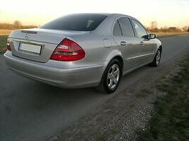 Mercedes-Benz E 320 W211 Sedanas 2005 m