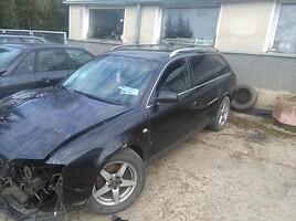 Audi A6 C5 Quatro 132kw AKE-ODA 2002 m. dalys