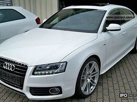 Audi A5  CCW Sedanas