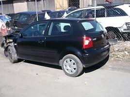 Volkswagen Polo IV AXU Hečbekas 2004