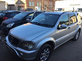Mercedes-Benz ML 270 W163  SUV