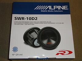 Žemų dažnių garsiakalbis Alpine swt-12s4