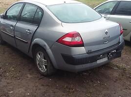 Renault Megane II 2004 m dalys