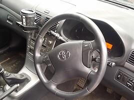 Toyota Avensis II 2007 г. запчясти