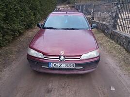 Peugeot 406 16v 1997 m. dalys