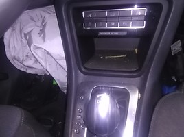 Volkswagen Sharan II VOKISKI DOKAI 2013 m. dalys