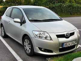Toyota Auris I D4D Hečbekas