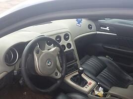 Alfa-Romeo 159 jtdm 2006 m. dalys