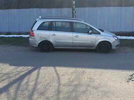 Opel Zafira B 2007 m dalys