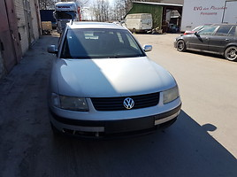 Volkswagen Passat B5 1.9 DYZELIS 81 KW Universalas 1998