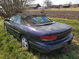 Chrysler Sebring   Kabrioletas