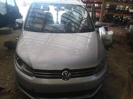 Volkswagen Touran II 1.4 europa metan Минивэн