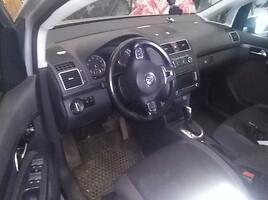 Volkswagen Touran II 1.4 europa metan 2012 m. dalys
