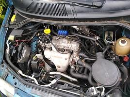 Renault Scenic I 1998 m. dalys