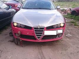 Alfa-Romeo 159  jtdm Sedan