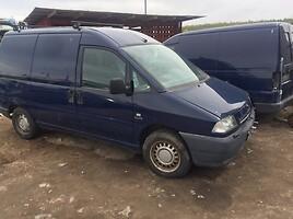 Peugeot Expert 2002 y. parts