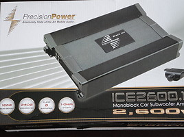 precision power ice2600.1d