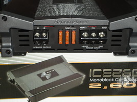 Audio Amplifier Precision Power  ICE2600.1D